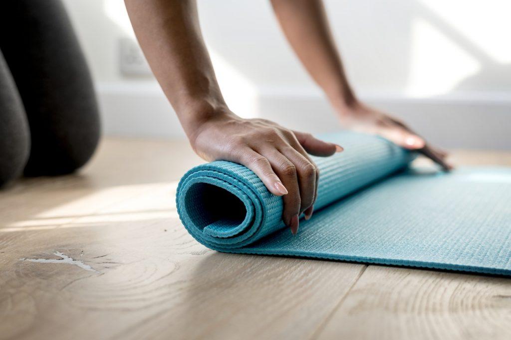 Tapis de yoga - Yoga-Blain